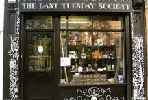 old curiosity shops