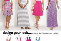 Crafts - Sewing Patterns / by Melody Laudermilk-Stiak
