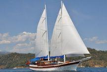 SALMAKIS / #gulet, #yacht, #bluevoyage, #yachtcharter, www.cnlyacht.com