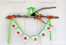 Spring Craft Ideas / Check out our great ideas for all of your spring crafts, decor, and more! Get busy with spring decorating ideas, spring activities, and spring break ideas! / by ConsumerCrafts.com