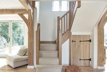 Hallway /stairs