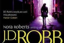 J D Robb books