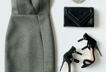 grey dress-skirt