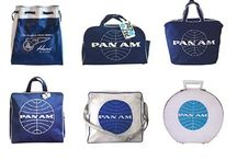 Vintage Airline Carry-on Bags / All about those old-school bags!!
