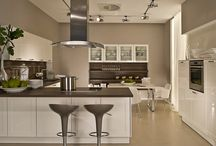 Glossy White / Clean, crisp, stylish GermanMade kitchens from Ralph Winter Kitchens.