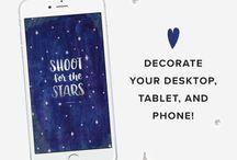 wallpaper desktop / phone