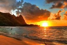Beautiful Sunsets and Beaches / Pinning beautiful beaches and sunsets from all over the world! Nothing like watching the sun go down, sitting next to the one you love in paradise! Please tell us your stories of peace, love, and happiness! :)