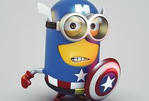 #superheroz \m/ / by Jitesh Raut