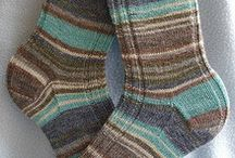 Socks, Gloves, and Mittens to Knit / by Catherine Winter