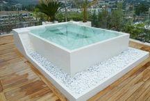 jacuzzi rooftop