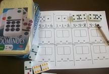 Learning: Math / all things math: algebra, geometry, decimals, fractions, etc
