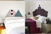 Cabeceiras de cama_ criativa