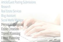 Virtual Assistant Business Services
