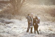 Winter Family Photography / by Al m
