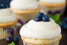Cupcakes / Elaboración de cupcakes,decoración,disferentes presentaciones.