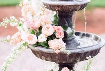 wedding fountains
