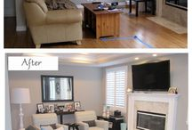 Home decor- Before & After