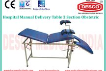 Manual Hospital Bed Suppliers / Get manual hospital bed with adjustable height features in best price from DESCO. For product inquiry visit us online.
