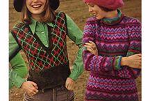 Vintage knits / by Sevim Türker