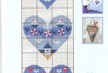 Cross stitch - nautic