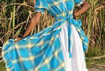 robe créole