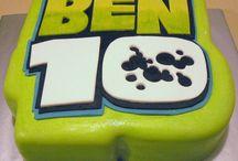 Ben10 / by Ququis Reposteria Artesanal Divertida