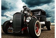 Engin - Hot & Rat Rod / by Diane Gervais