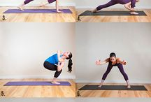 Yoga moves / Bikini body