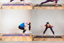 Yoga / Pilates / Stretching / by Wifey McWiferson