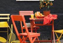 Decoración de Exteriores / Decoración exterior. Ideas para decorar jardines, balcones, terrazas y patios.