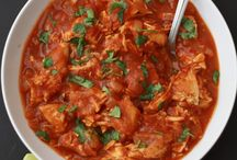 Slow cooker / Butter chicken