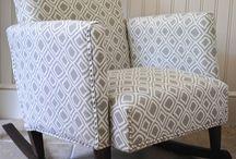 Furniture crafting / Reupholstering