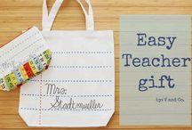Lärar gåvor
