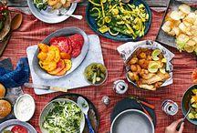 Food: Meal plans
