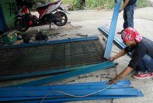 Service Rolling Door, Folding Gate cilengsi, cibubur, Cipayung, Ciracas Tlp.089633665538