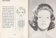 Vintage & retro hair and beauty