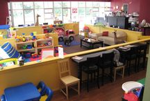 Coffee shop for kids and moms