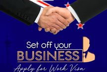 Business Visa for New Zealand
