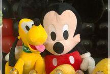 Kit Mini Mesas, decor Mickey