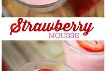 strawberry mouch