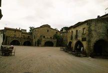 Ruta por la Girona Medieval(Monells)
