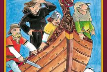 Ansgar og de vilde vikinger