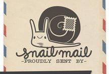 ···...···snail mail...···...