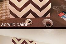 Inexpensive decorating