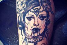 My work !! / Tattoo