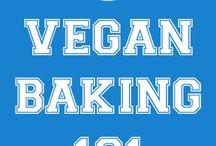 Vegan Baking  / by Tammy Miller-Dwake