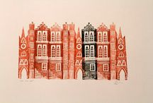 Architecture:printmaking