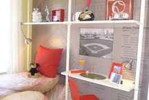 Kids Rooms / by Sharon Courtney