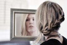 Hair + Makeup / by Cassie Burton