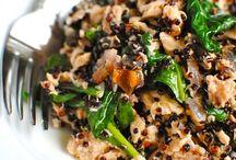 Granen / recepten met graansoorten
